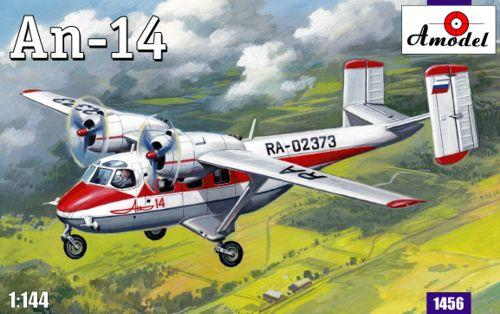 Самолет Антонов Ан-14 Amodel 1456