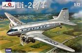 Пассажирский самолет Лисунов Ли-2П/Т
