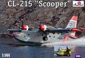 Многоцелевой самолет-амфибия CL-215 Scooper