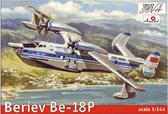 Пассажирский вариант амфибии - Бериев Бе-18П