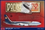 Авиалайнер Boeing 720 'Колесница цезаря' Лед Зеппелин тур по Северной Америке Roden 317 основная фотография