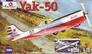 Спортивно-пилотажный самолет Як-50/50-2 Amodel 726901 основная фотография