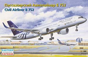 Пассажирский авиалайнер Б-752 Eastern Express 14481