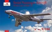 Советский пассажирский самолет Туполев Ту-104