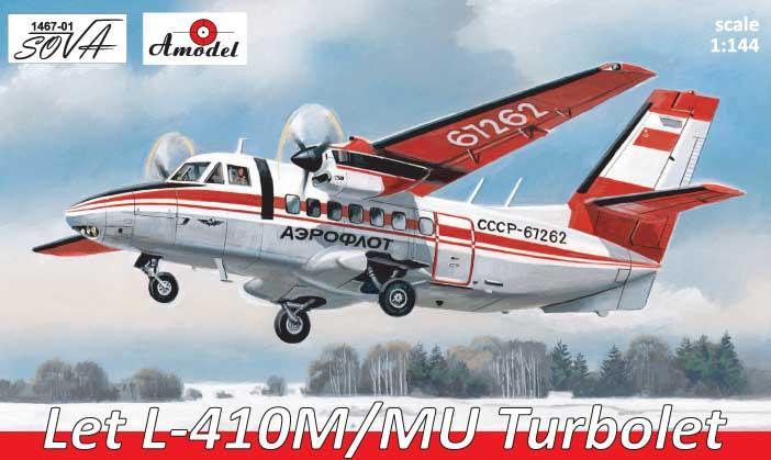 Самолет Let L-410 Amodel 146701