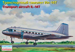 Транспортный самолет Ил-14Т Eastern Express 14473