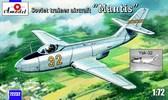 Советский учебно-тренировочный самолет Як-32 Мантис