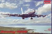 Авиалайнер Boeing 720B Pan American