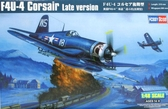 Истребитель F4U-4 Corsair late version от Hobby Boss