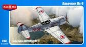 Советский поршневой истребитель Ла-9