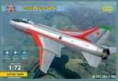 Советский истребитель-бомбардировщик Сухой Су-22 И (Су-7ИГ) с крылом изменяемой геометрии