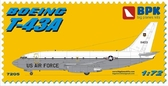Учебно-тренировочный самолет Boeing T-43A USAF