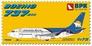 Пассажирский самолет Boeing 737-200 Canadian North Big Planes kits 7202 основная фотография