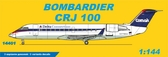 Пассажирский самолет Bombardier CRJ 100 Delta Connection Comair