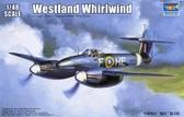 Британский истребитель Westland Whirlwind