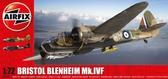 Бомбардировщик Bristol Blenheim Mk IVF