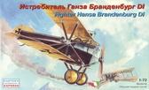 Истребитель Hansa Brandenburg D.I
