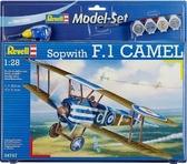 Подарочный набор с самолетом Sopwith F1 Camel