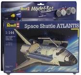 Подарочный набор с космическим кораблем Space Shuttle Atlantis