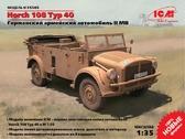 Германский армейский автомобиль Horch 108 Typ 40