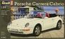 Автомобиль Porsche 911 Carrera Cabrio Revell 07063 основная фотография