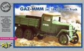 Советский грузовой автомобиль ГАЗ-MM (1943)