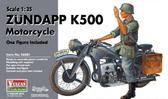Мотоцикл Zundapp K500