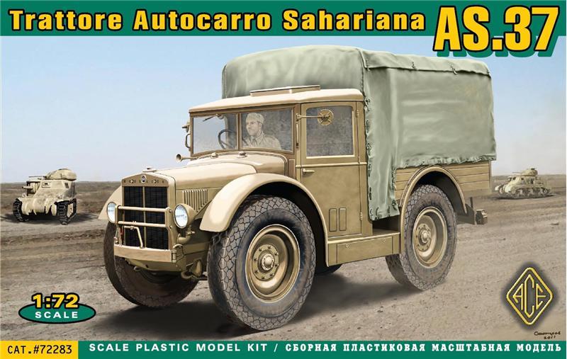Полноприводный грузовик AS.37 Ace 72283