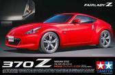 Спорткар Nissan 370Z