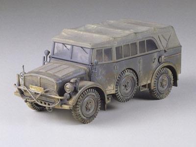 Немецкий автомобиль Horch Type 1A Tamiya 35052