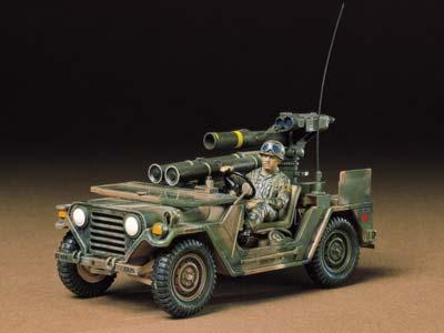 Американский джип M151A2 Tamiya 35125