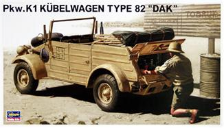 Автомобиль Pkw.K1 KUBELWAGEN TYPE 82