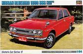 Семейный автомобиль NISSAN BLUEBIRD 1600 SSS P510WTK 1969