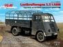 Грузовой автомобиль германской армии II MB Lastkraftwagen 3,5 t AHN ICM 35416 основная фотография