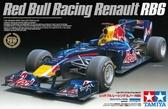 Автомобиль Red Bull RB6 2010 от Tamiya