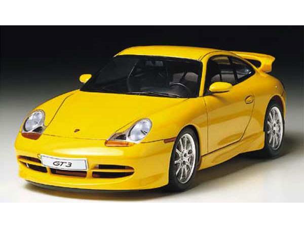 Модель автомобиля Порше 911 GT3 Tamiya 24229