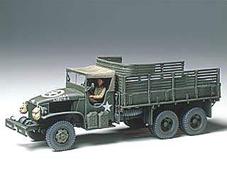Американский 2,5 тонный грузовик 6*6 Tamiya 35218