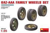 Набор колес для семейства автомобилей ГАЗ-ААА