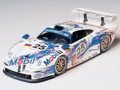 Автомобиль Порше 911 GT1 / Porsche 911 GT1 Tamiya 24186