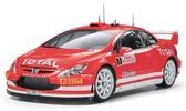 Автомобиль Peugeot 307 WRC Monte Carlo 2005