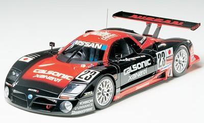 Автомобиль Ниссан R390 GT1 / Nissan R390 GT1 Tamiya 24192