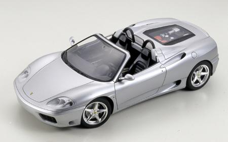 Феррари Спайдер 360 / Ferrari 360 Spider Tamiya 24307
