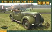 Британский служебный автомобиль 8HP Tourer
