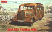 Автобус Opel Blitz Omnibus W39