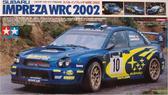 Спортивный автомобиль Субару Импреза WRC 2002 / Subaru Impreza WRC 2002