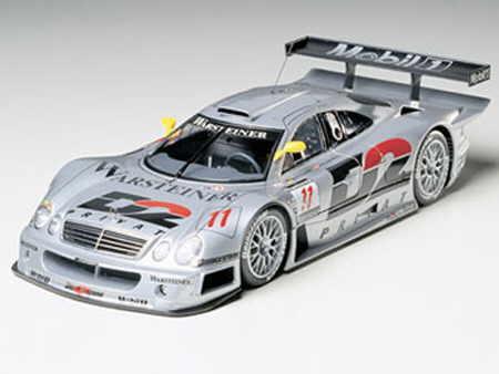 Спортивный автомобиль Mercedes CLK-GTR Tamiya 24195