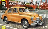 Советский автомобиль ГАЗ-М20 Победа