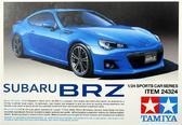 Автомобиль Subaru BRZ от Tamiya