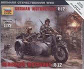 Немецкий мотоцкл R-12
