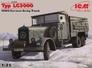 Германский армейский грузовик Typ LG3000 ІІ МВ ICM 35405 основная фотография